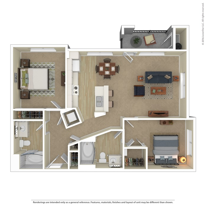 Avanti Apartments: Las Vegas, NV Avanti Floor Plans