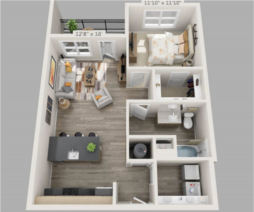 1 3 bedroom apartments charleston sc the ashley floor plans - 1 bedroom apartments charleston sc ...