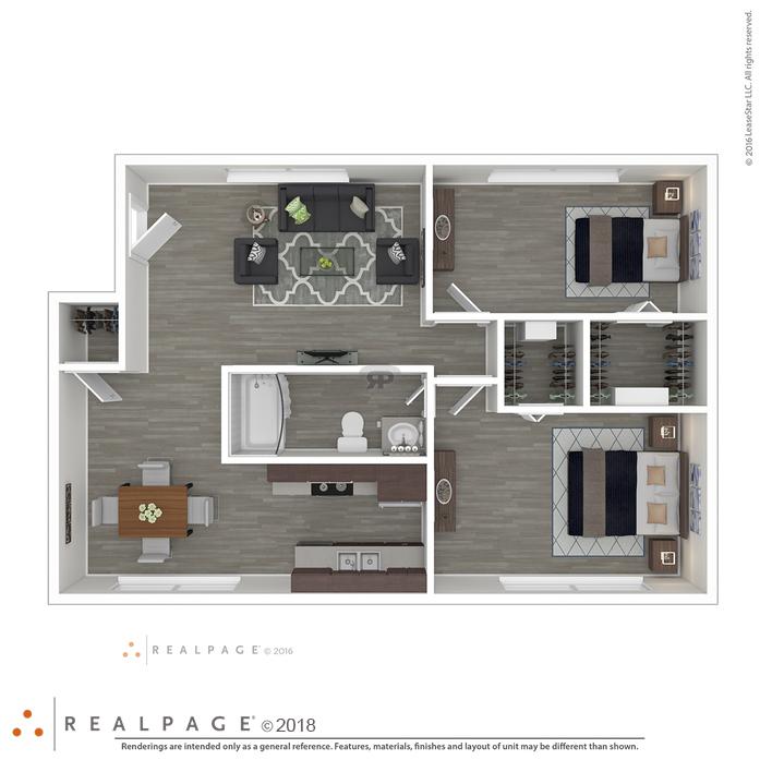 Midtown Memphis Apartments: Dallas, TX Residence At Midtown Floor Plans