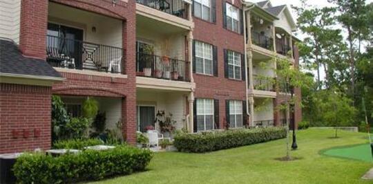 Villas On Woodforest Senior Apartments Houston Tx Apartments For Rent