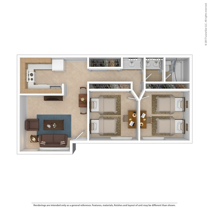Floor plans page apartments near san luis obispo 3d furnished 3d furnished malvernweather Image collections