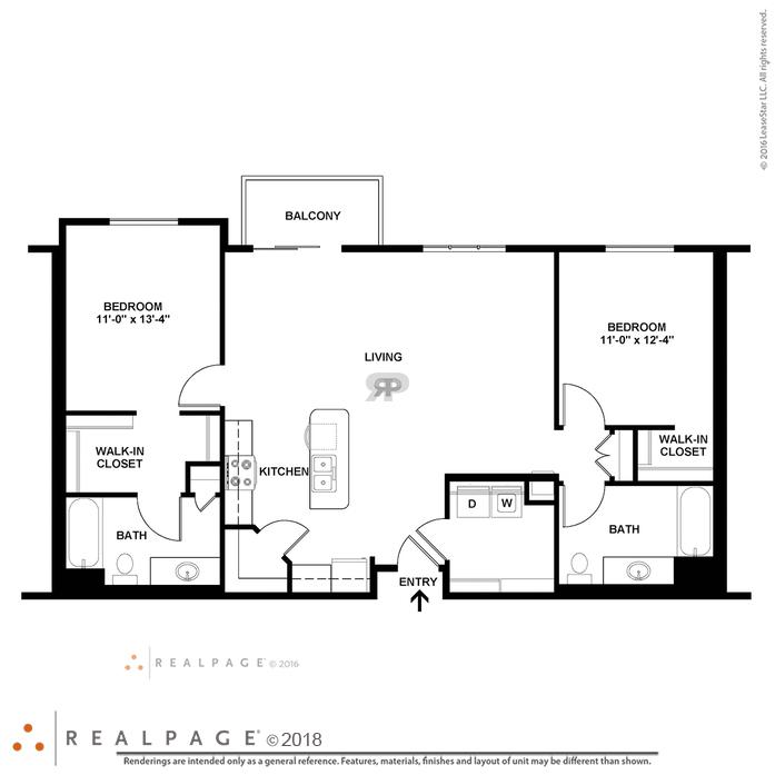 Grand Forks, ND Aspen Lofts Floor Plans