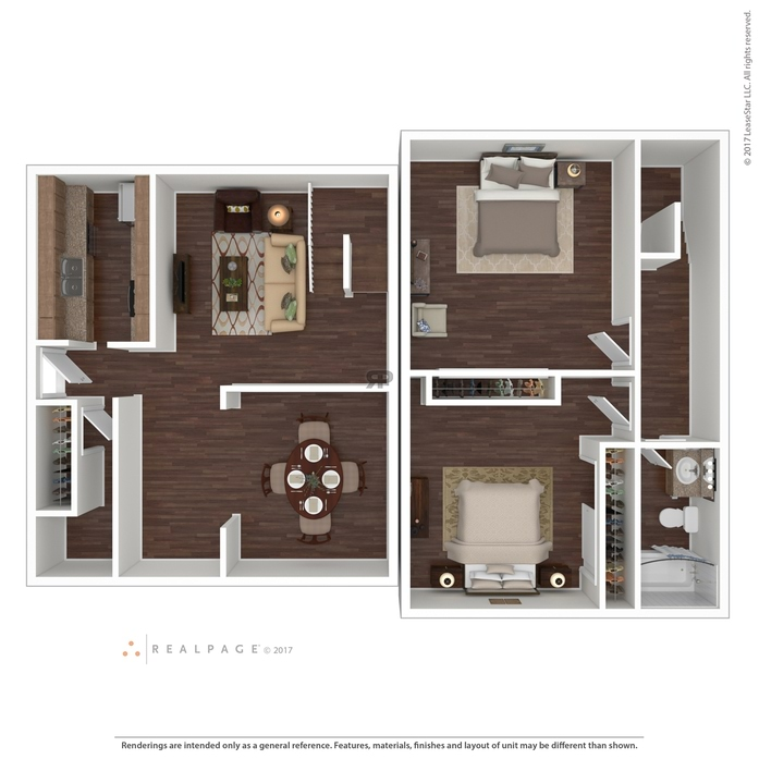 2D Diagram; 3D Furnished ...  sc 1 st  Whitney Manor Apartments & Gretna LA Whitney Manor Floor Plans | Apartments in Gretna LA ...