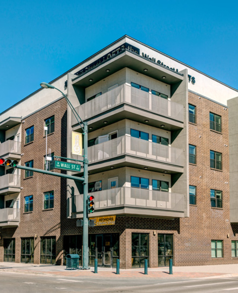Wall Street Apartments: Apartments In Midland TX