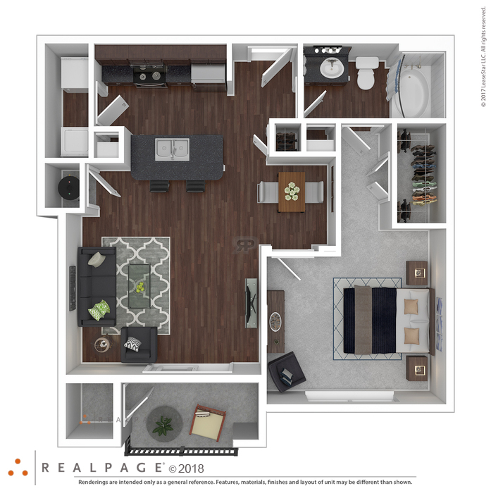 Residences At Prairiefire - Luxury Overland Park Apartments