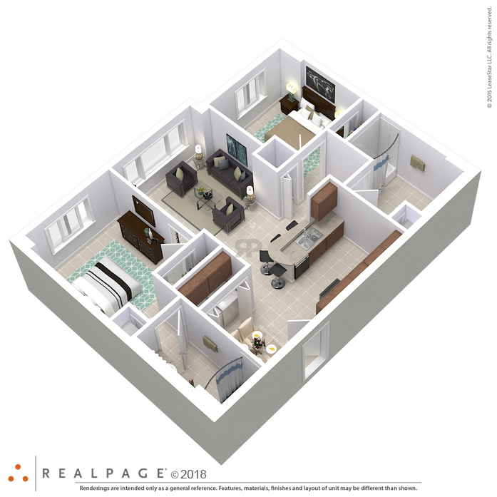 Fort Lauderdale, FL The Loft At Tarpon River Floor Plans