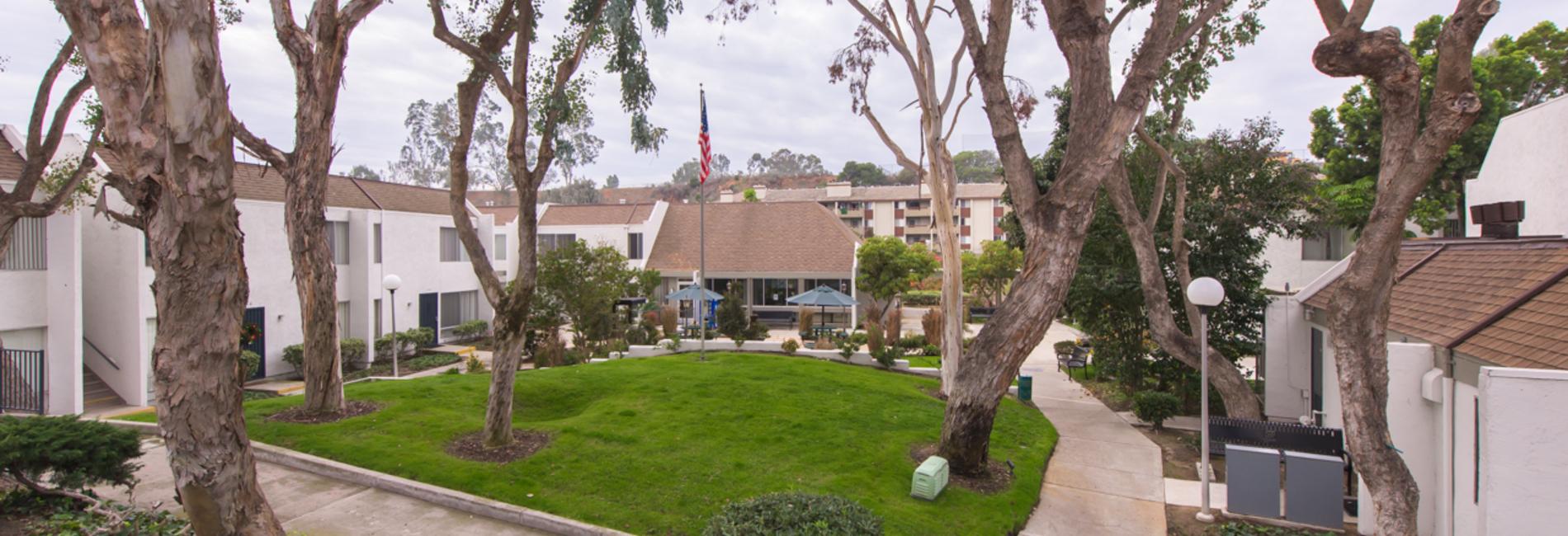 Park Genesee San Diego Apartments