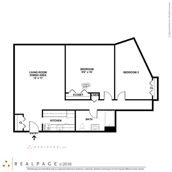 Apartments In Waterford Mi: Waterford, MI Lakeland Place Floor Plans