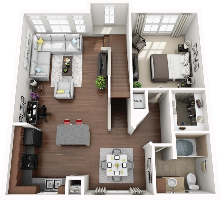 Luxury Apartments Houston | Avanti Cityside Apartments