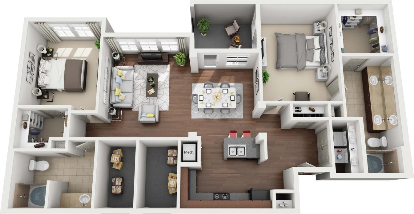 Apartments in Houston | Avanti Cityside