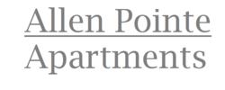 APA - Allen Pointe Apartments