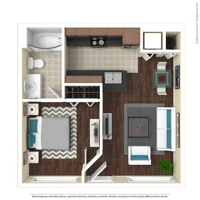 2D Diagram; 3D Furnished ...