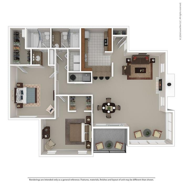 Parkers Lake Apartments: Apartment Floor Plans In Smyrna GA