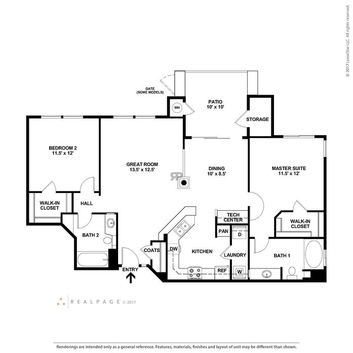 Sacramento Ca The Lofts Apartment Homes Floor Plans