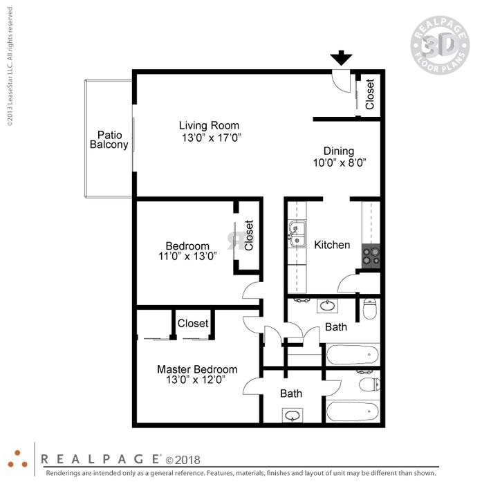 Ridgeland, MS Northbrook Floor Plans