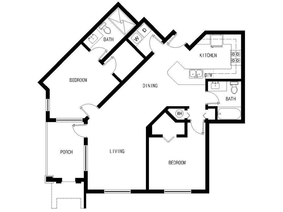 1 3 Bedroom Apartments Tallahassee