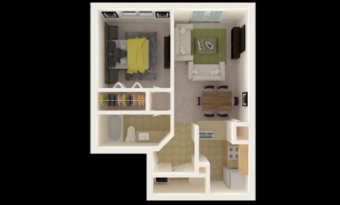 1 3 Bedroom Apartments Tallahassee Provenza At Southwood