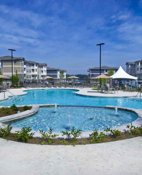 Waterfront Apartments: Residence At Marina Bay Waterfront Apartments In Irmo, SC