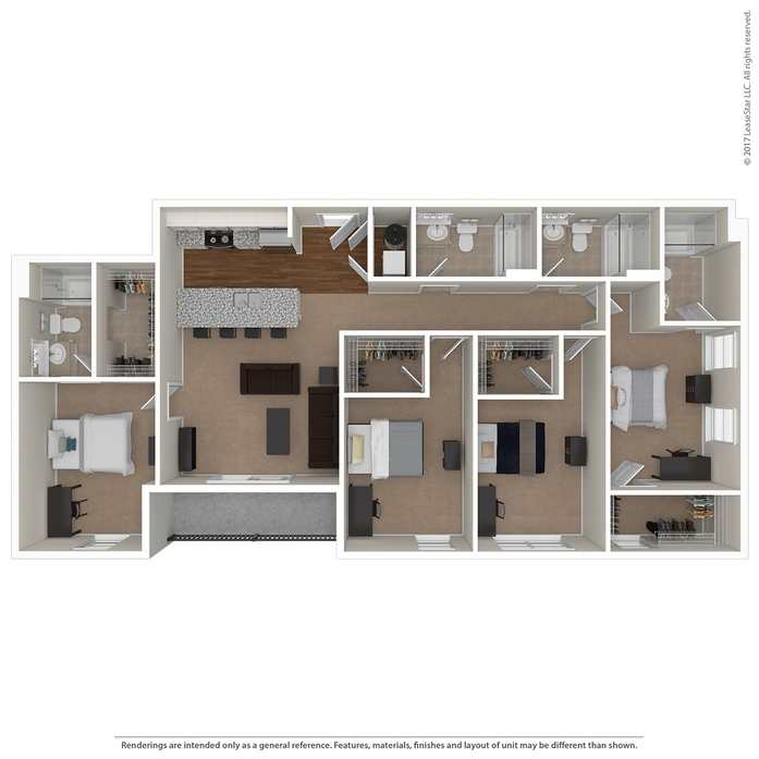 2D Diagram  3D Furnished. Apartments for Rent in Columbus  OH   The Doric On Lane   Home