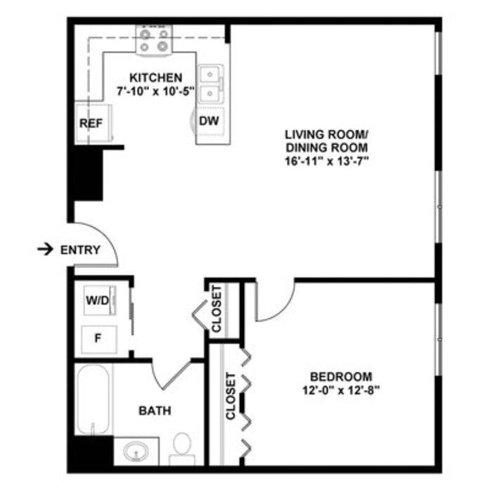 Ravenswood Terrace Floor Plans