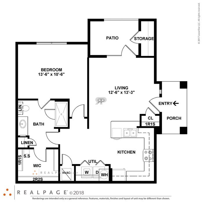 Fieldstone Apartments Memphis: Van Alstyne, TX Palladium Van Alstyne Senior Living Floor