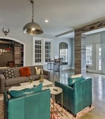 Lounge-Retreat at the Park Apartments
