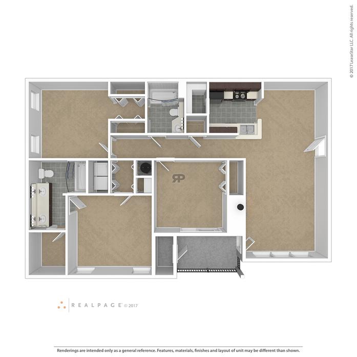 Apartments In Mobile Al: Mobile, AL Lenox Gates Floor Plans