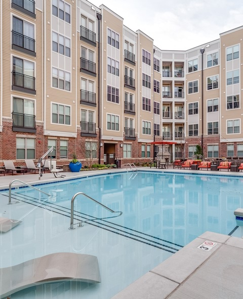 Pool-Whetstone Apartments