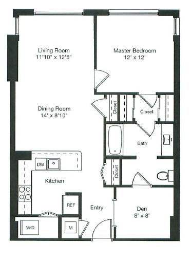 floor plan image of 1-0815