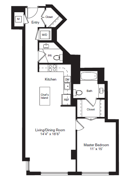 floor plan image of 5-0512