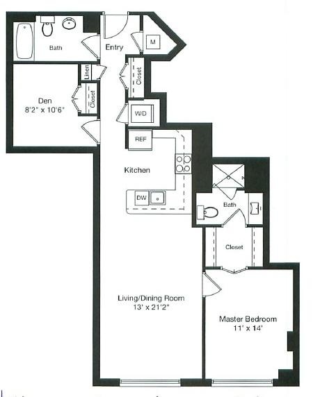 floor plan image of 1-0910