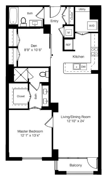 floor plan image of 5-0111