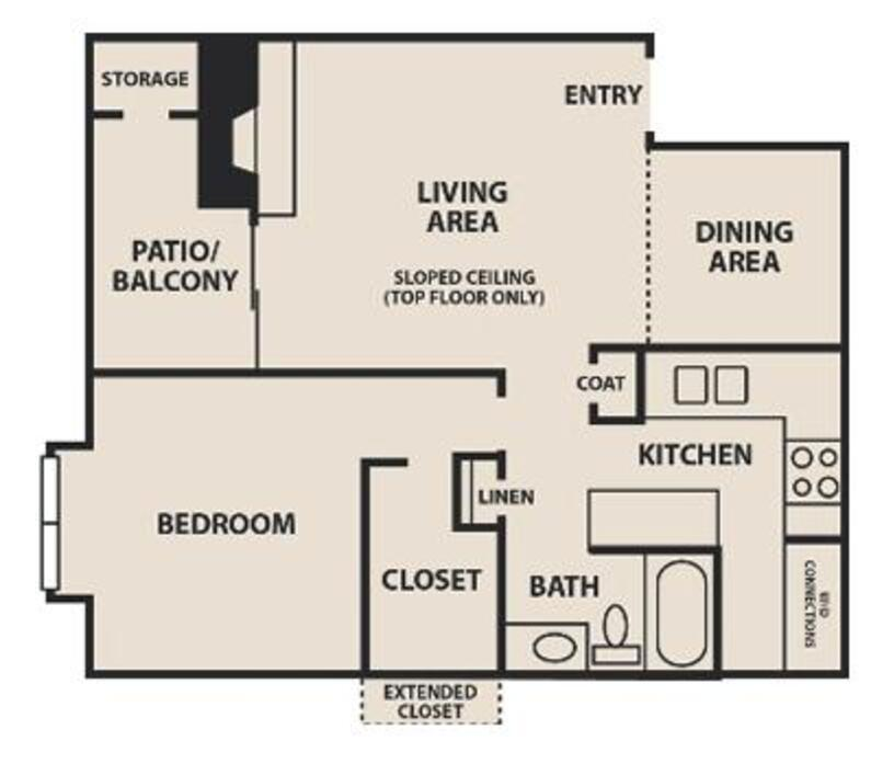1-2 Bedroom Apartments In Irving, TX