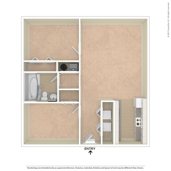Hagerstown, MD Parkview Place Apartments Floor Plans