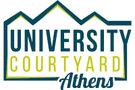 University Courtyard Athens