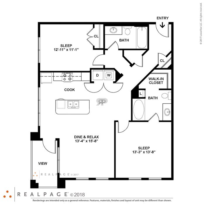 Jordan Creek Apartments: Watermark At Jordan Creek Floor Plans