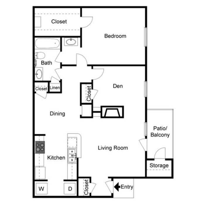 1  u0026 2 bedroom apartments houston