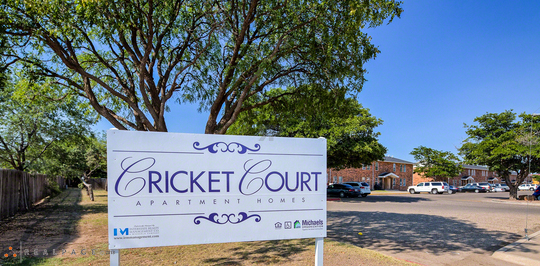 Cricket Court Apartments