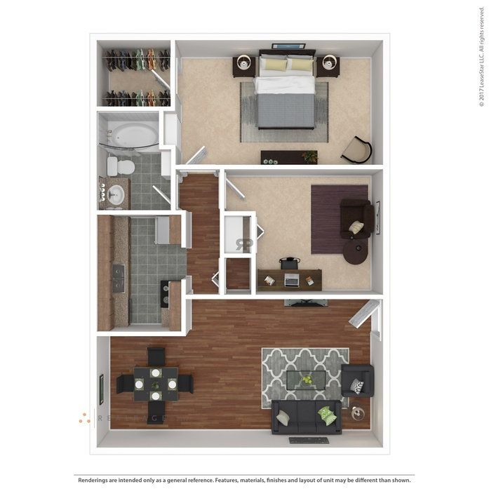 Newly Remodeled Bear Creek Apartments In Euless, TX