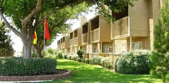 Brookview Apartments 3843 Penbrook Street Odessa Tx Café