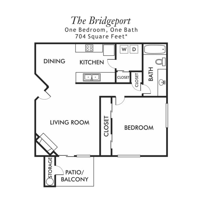 Fairfield, CA Apartments Floor Plans At The Pointe