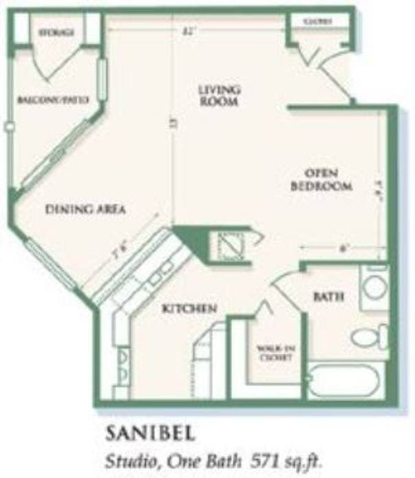 Palm Harbor, FL Providence At Palm Harbor Floor Plans | Apartments In Palm  Harbor, FL   Floor Plans