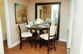 Waters at Westchase Photo Gallery - Dining Room