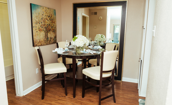 Waters at Westchase Floor Plan - Dining Room