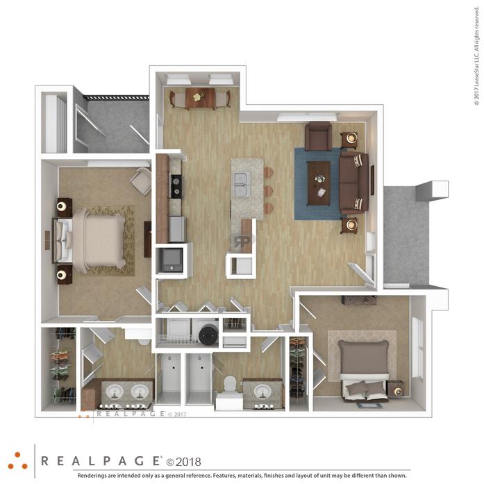 Palladium Apartments: Van Alstyne, TX Palladium Van Alstyne Senior Living Floor