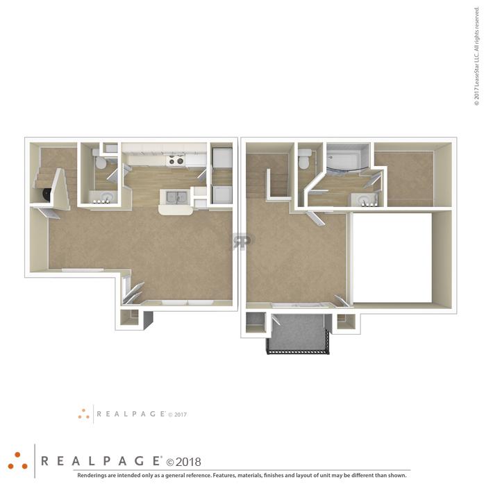 Kissimmee, FL Caribbean Isle Floor Plans