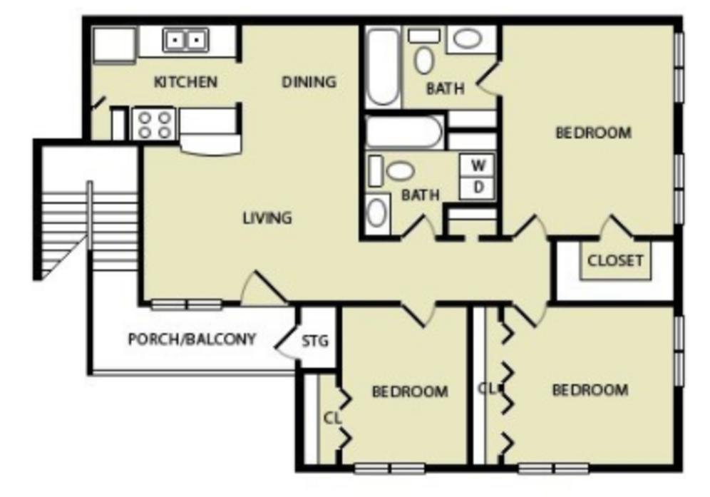 1 3 bedroom apartments southwest houston tradewinds floor plans for 3 bedroom apartments southwest houston