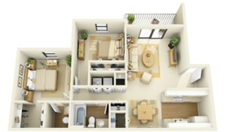 Apartments for Rent in Dallas, TX | Monterey Village - Home