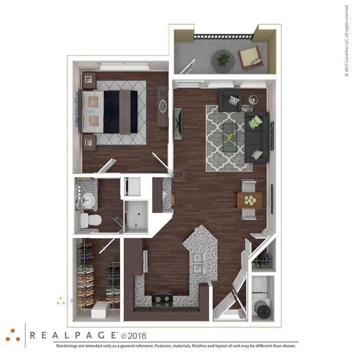 Conroe, TX Providence At Kuykendahl Court Floor Plans
