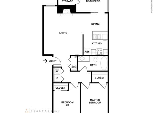 University Place Wa Valley View Floor Plans Apartments